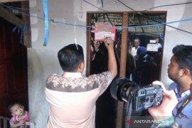 Pemkot Banjarmasin tempel stiker pada 21 ribu rumah keluarga penerima bantuan