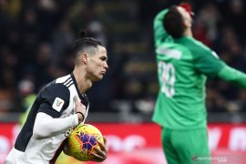 Pertandingan Derby d'Italia antara Juve lawan Inter dimainkan 9 Maret