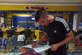 Persik Kediri wajibkan  pemain asing miliki NPWP