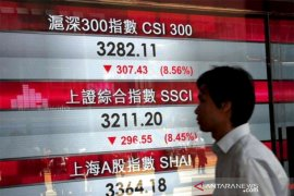 Saham China dibuka lebih tinggi perpanjang kenaikan hari sebelumnya