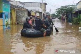Banjir surut, Pemkab Bekasi cabut status tanggap darurat