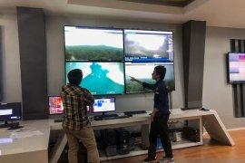 Erupsi Gunung Merapi masih didominasi  gas