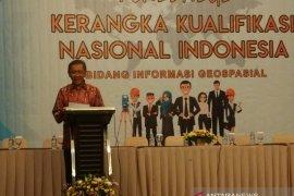 Sejumlah lembaga terkait informasi geospasial diskusikan Konsensus KKNI