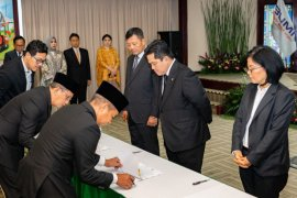 Erick Thohir lantik mantan Kajati Kalbar sebagai Staf Ahli Kementerian BUMN