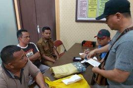 Polisi tetapkan tiga tersangka dalam kasus OTT Dinas Perkim Labuhanbatu