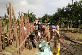 Pemkab Bekasi minta pusat perbaiki tanggul secara permanen