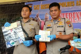 Polres Asahan tangkap sindikat penipuan mata uang asing