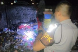 Petugas kebersihan temukan jasad bayi di bak sampah Rumah Tiga
