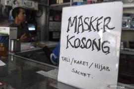 Face-mask stock enough for S Kalimantan: Health Agency