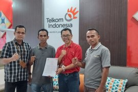 Telkom targetkan proyek tol kabel fiber optic rampung Maret 2020