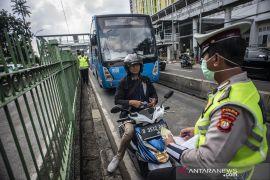 Polisi wacanakan hapus kendaraan dari regident jika menunggak pajak