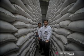 Sidak ketersedian beras
