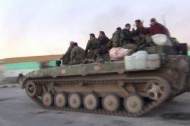 Suriah bagian selatan jadi target serangan helikopter  Israel