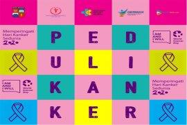 Dalam rangka memperingati Hari Kanker Sedunia (HKS) tahun 2020