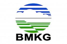 BMKG: Waspadai gelombang tinggi di laut Maluku