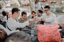 Shell Lubricants Indonesia bersama mitra gelar aksi sosial