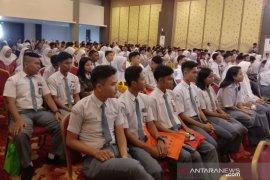 250 siswa SMA/SMK ikuti sosialisasi Perguruan Tinggi Perhubungan