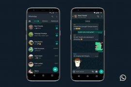 WhatsApp mode gelap hadir di Android dan iOS