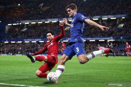 Chelsea menyingkirkan Liverpool dari ajang Piala FA