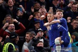 Piala FA - Chelsea singkirkan Liverpool 2-0 di Stamford Bridge