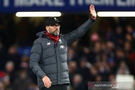 Steven Gerrard: Klopp layak dibuatkan patung di Liverpool
