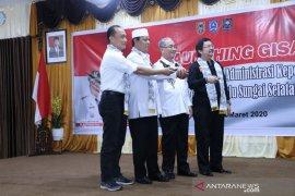 Video - HSS tuan rumah Lauching GISA Provinsi Kalsel tahun 2020