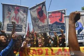 Aksi konsorsium penyelamatan Cikuray Garut