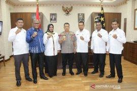 Bawaslu- Polda Maluku sinergi wujudkan pemilu damai