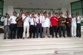 Peradi-DPRD Kota Bogor membicarakan kemungkinan kerja sama