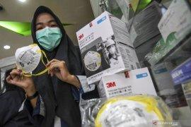 Penimbunan masker dan cairan antiseptik di Semarang dibongkar polisi