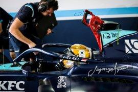Sean tatap balapan perdana Formula 2