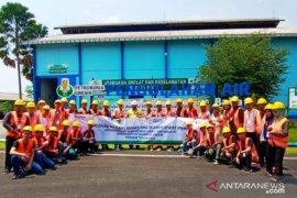 7 Mahasiswa Polbangtan Medan magang bersertifikat di PT Petrokimia Gresik