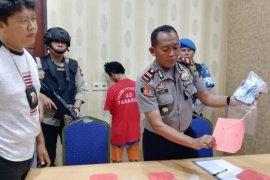 Polsek Tayan Hilir amankan residivis puluhan kasus pencurian
