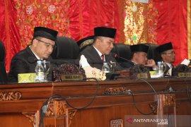 DPRD Agam gelar sidang paripurna PAW anggota