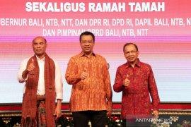 NTT dan NTB dukung perjuangan RUU Provinsi Bali