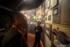 Museum Gedung Sate tetap buka untuk umum tapi pengunjung dicek suhu badannya