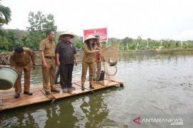 Pemkab Landak dorong masyarakat manfaatkan potensi ikan air tawar