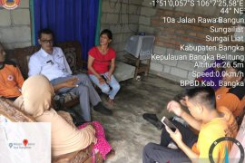 HNSI Bangka instruksikan anggota bantu cari nelayan hilang