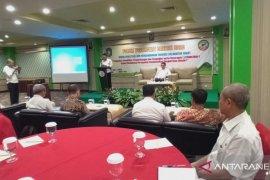 Sekda Kalbar minta SKPD bersinergi dengan Balitbang