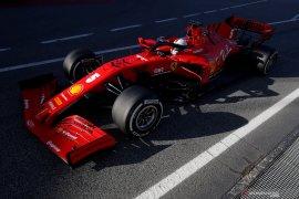 Vettel nyaris pensiun sebelum dipinang Racing Point