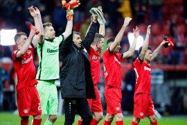 Piala Jerman, Leverkusen melenggang ke semifinal