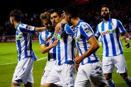 Copa de Rey, Real Sociedad akhiri mimpi Mirandes untuk ke final