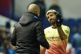 Juara bertahan Manchester City ke perempatfinal Piala FA