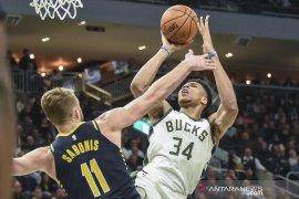 Basket, NBA - Giannis Antetokounmpo donasikan 100 ribu dolar ke pekerja markas Bucks