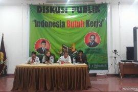 Bisa serap tenaga kerja, generasi muda Sumut diminta tidak khawatir RUU Omnibus Law Cipta Kerja