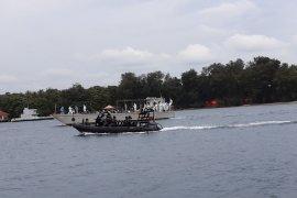 Sempat tertunda, 68 ABK Diamond Princess masuk Pulau Sebaru