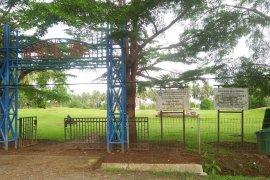 Mukomuko dukung pemugaran benteng peninggalan Inggris