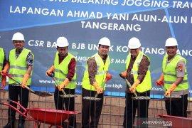 BJB kucurkan CSR Rp6 miliar untuk renovasi Lapangan Ahmad Yani Tangerang
