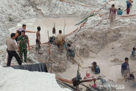 Kecelakaan tambang timah di Bangka Barat tewaskan satu orang