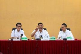 Menteri Luhut: Penataan kawasan Danau Toba tahap awal selesai Juni